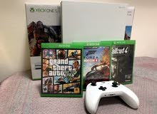 Used Xbox One S available for immediate sale