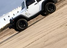 For sale 2013 White Wrangler