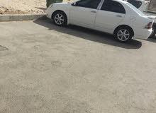 1 - 9,999 km Toyota Corolla 2002 for sale