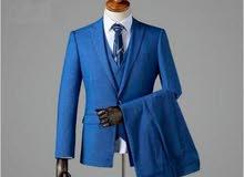 بدلة زرقاء ( إيجار)