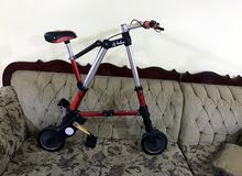A-bike / cycle foldable