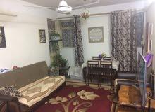 شقة غرفتين وصالة ومطبخ وصحيات في الرسالة مجمع7