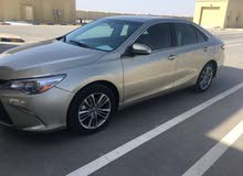 For sale 2015 Gold Camry