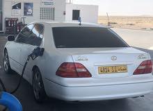 Automatic Lexus 2001 for sale - Used - Ja'alan Bani Bu Ali city