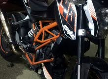 KTM motorbike made in 2014 for sale