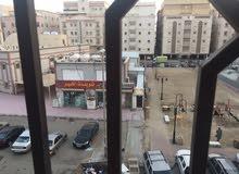 شقه 5 غرف للبيع أمام مسجد وحديقه - خلف محطة السفينه - حي بني مالك