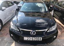 Lexus CT 2011 for sale in Amman