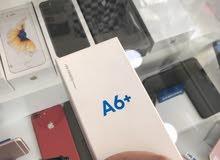 سامسونغ A6 plus جديد بسعر حرق الحرق