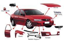 قطع غيار Toyotaو lexus و Nissan و السيارات الكوريه المستعمل و تجاري درجه اولى بسعر مغري
