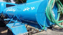 مطلوب خزان تنكر من 900 إلى 1200 جلون مستعمل