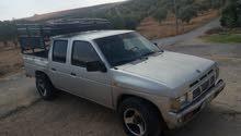 Manual Nissan Pickup 1992