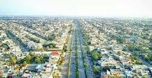 للايجار او الاستثمار دار في اليرموك اربع شوارع