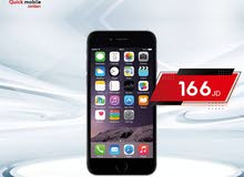 iphone6 32GB مستعمل بحال الوكاله اصلي مكفول