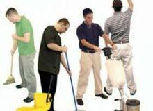 شركة المتحدة النظافة المنازل مابعد لتشطيب وشقق المغلقة
