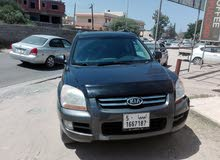 Available for sale! +200,000 km mileage Kia Sportage 2007