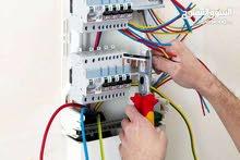 تركيب وصيانة منضومات كاميرات المراقبة وكهرباء منازل