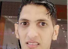 مصطفي عبدالله ساكن في جدة وأريد عمل في اي مكان داخل المملكة كنت بعمل بائع