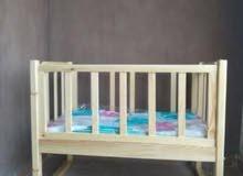سراير اطفال خشب جديدة