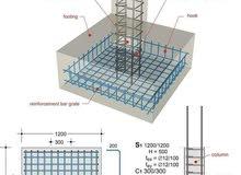 مقاول حداد لجميع أشكال الحديد في مجال البناء