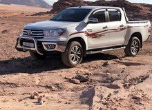 Diesel Fuel/Power   Toyota Hilux 2017