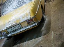 مرسيدس 200 موديل 1976 مرخصة لشهر11