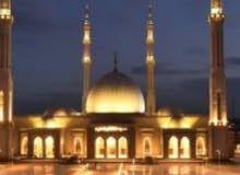 امام وخطيب مسجد
