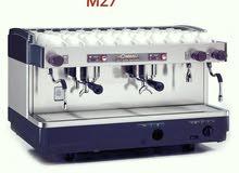 barista espresso machine ماكينة صنع قهوة تجاري و ايطالية اصلية