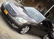 Used condition Lexus LS 2005 with 30,000 - 39,999 km mileage