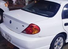 Automatic White Kia 2000 for sale