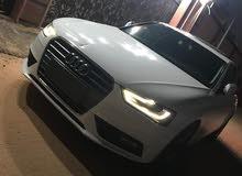 Automatic White Audi 2013 for sale