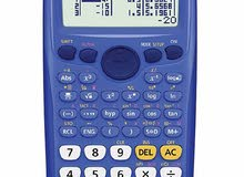 For sale a beautiful casio calculator for school and university