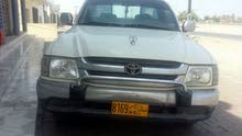 +200,000 km Toyota Hilux 2005 for sale
