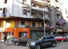 محل تجاري ناصيه مساحة : 85م + ميزان مساحة : 560م