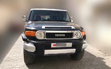 Toyota FJ Cruiser 2010