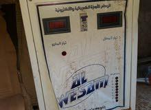 رافعه فولتيه كهرباء الوسام 9 مراحل سوري