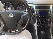 Used condition Hyundai Sonata 2014 with 1 - 9,999 km mileage