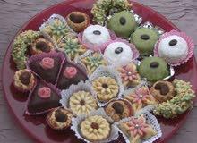 حلويات جزائرية غربية متنوعة ذوق مميز جدا