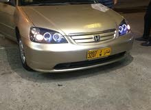 2002 Used Civic with Manual transmission is available for sale