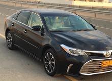 Toyota Avalon 2016 For sale - Black color