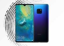 جهاز Huawei Mate 20 جديد للبيع