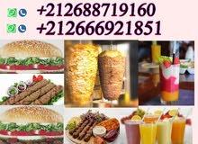 متوفر لدينا معلمين شاورما و مشاوي وطباخين اكلات شرقية و غربية