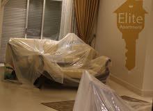 شقه (تسويه ثانيه ) للبيع في الاردن - عمان - دابوق مساحة 380م