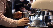 مطلوب بارستا صانعة قهوة