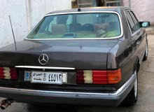 Automatic Brown Mercedes Benz 1983 for sale