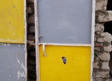 أبواب حديد مستعملات