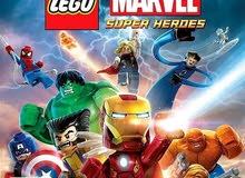 ليقو مارفل LEGO marvel