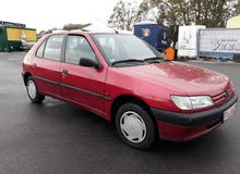1998 Used 306 with Manual transmission is available for sale
