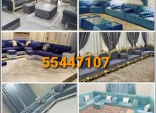 Upholstery & Repair sofa, Carpet, Dining chair, Bed, Majlis all kinds we Do it..