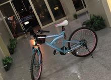 بيعه سريعه دراجة ماركة افيجو كالجديده