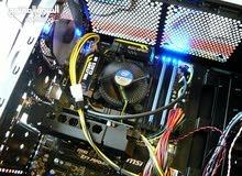 صيانة كمبيوترات قديمه وحديثة وانظمة حماية ضد السرقه